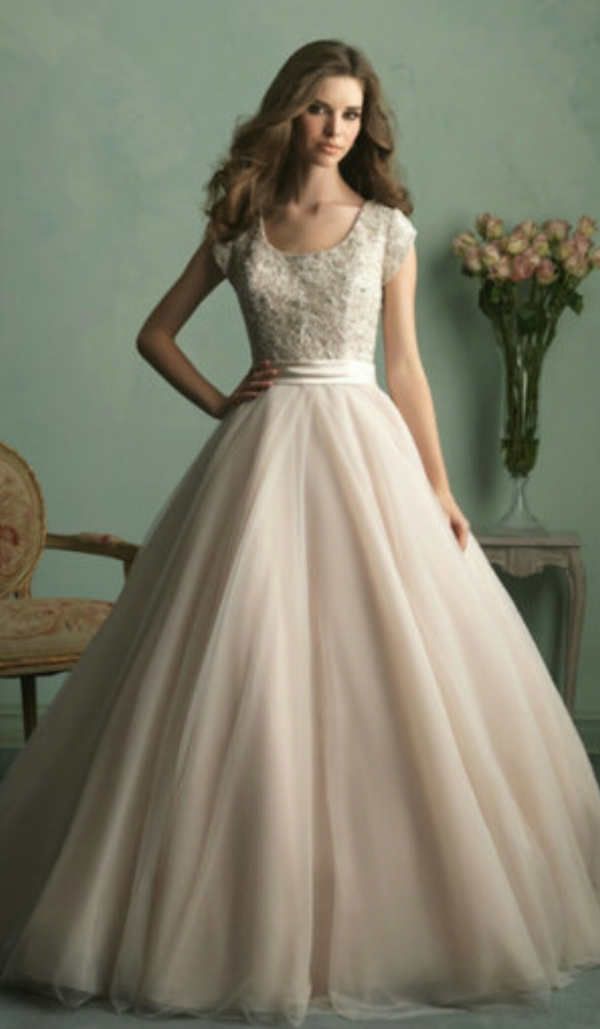 Kendra wedding dress pictures